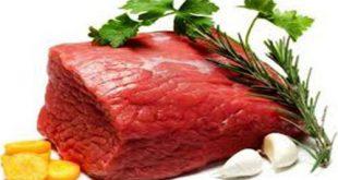 گوشت شترمرغ قرمز تازه